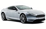 luxury Aston Martin DB9 Paris