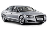 Enterprise Audi  A8 Quattro rental