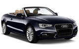 Audi A5 Convertible wedding car