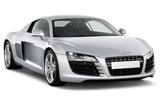 cheap Audi R8 to hire