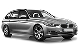 Executive BMW 3 Series SW (with Sat Nav)