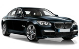 cheap BMW 7 Series Automatic (Sat Nav) to hire