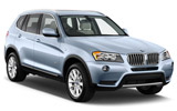 Dollar BMW X3 (with Sat Nav)