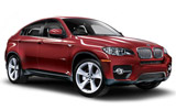 luxury BMW X6