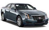 luxury Cadillac CTS
