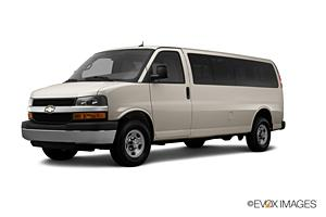 Chevy van rent