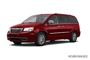 cheapest Chrysler Town and Country