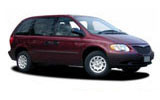 luxury Chrysler Voyager