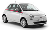 cheap Fiat 500 Automatic Cairns Airport