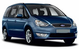 best rate Ford Galaxy Automatic 7 seater