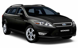 Hertz Ford Mondeo Stationwagon