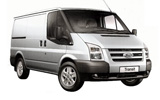 automatic van hire