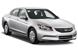 National car rental Honda
