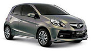 best rate Honda Brio Automatic