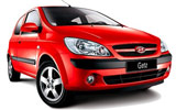 cheap Hyundai Getz Perth Airport