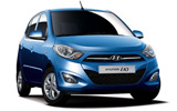 Best Hyundai i10 hire