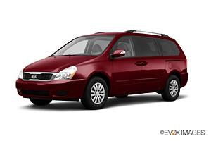 Manual Kia Sedona