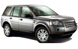 Land Rover Freelander best price Basel Airport