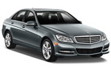 cheap Mercedes C Class Automatic tdi to hire