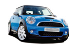cheap Mini Hatch Auto to hire