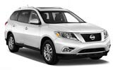 Luxury Nissan Pathfinder 4WD