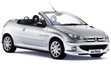 cheapest Peugeot 206 Cabriolet