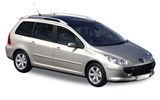 cheap Peugeot 307 Wagon (with Sat nav) Florence