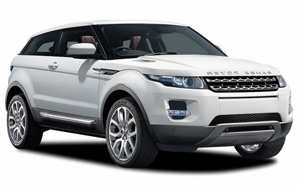 luxury Range Rover Evoque