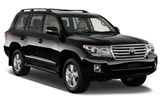 cheap Toyota Landcruiser to hire