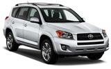 cheap Toyota Rav4 Automatic to hire