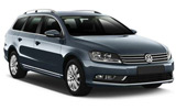 cheap Volkswagen Passat Stationwagon to hire