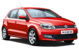 cheap Volkswagen Polo to hire