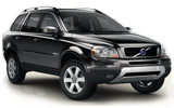 cheap Volvo XC90 to hire