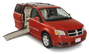 cheapest Wheelchair Accessible Minivan