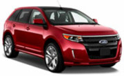 Hertz Ford Edge