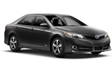Toyota Camry best price Grenoble Airport