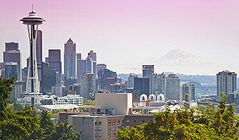 Transportation Options around Seattle  Sheraton Seattle Hotel